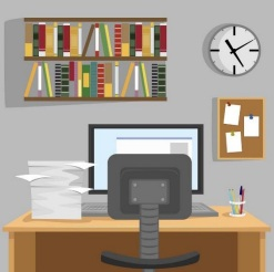 Work from home tips for avid office dwellers