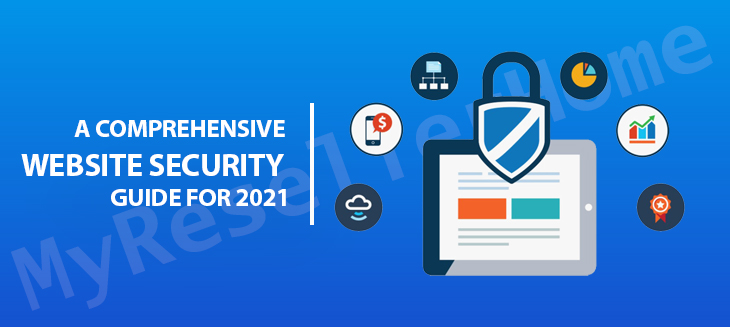 A Comprehensive Website Security Guide for 2021